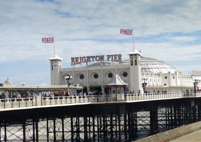 Brighton Walking Tour