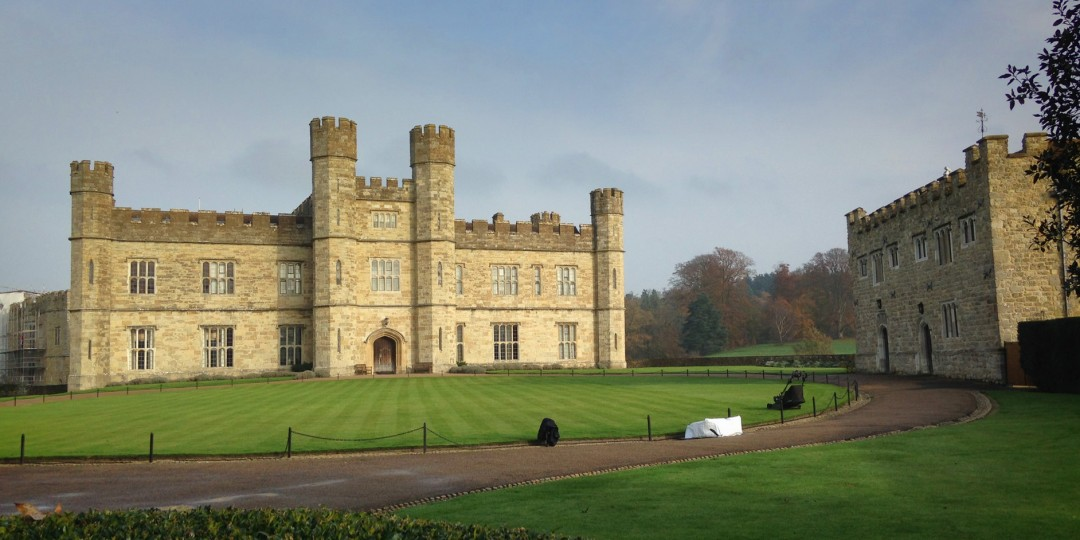 Leeds Castle and Canterbury Full Day