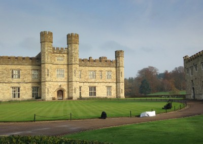 Leeds Castle, Canterbury and Dover Full Day Tour